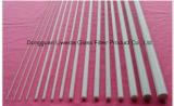 Boa fibra de vidro FRP Ros do Pultrusion da tenacidade/barra para o uso largo
