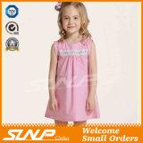 Платье 100% малышей хлопка на лето
