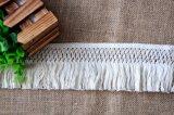 表の衣類のための方法9.5cm綿のレースのふさのフリンジ