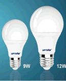 12V LED Plastikaluminiumlampe, die Glühlampe beleuchtet