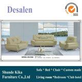 Sofà superiore del cuoio di grano di alta qualità, sofà moderno (C06)