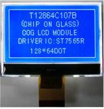 FSTN LCD 128 X 64 Grafische Pqg1206b met +5V Voltage