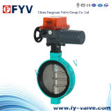 Api Electric Butterfly Valve per Pipeline
