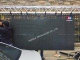 Indicador de diodo emissor de luz Galaxias-7 flexível para eventos ao ar livre, tela macia do diodo emissor de luz