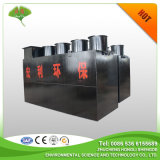 Tratamiento de aguas residuales subterráneamente combinado para recuperar las aguas residuales de la fabricación de papel
