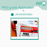 Rifo Foto-Papier-Leerzeichen-riesige Rolle für das Digitaldrucker-Indigo bedruckbar