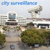 5 cámara de seguridad infrarroja interurbana del laser de la visión nocturna PTZ del kilómetro