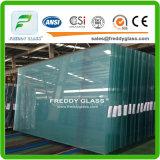 1.8mm-25mmの明確なフロートガラスまたはミラーのガラス等級のフロートガラスの反射ガラス緩和されたガラスの薄板にされたガラスのパタングラス