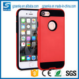 Новый случай 6 сотового телефона сатинировки щетки на iPhone 7 /7 плюс