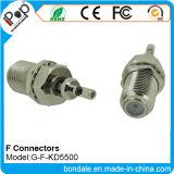 RFのコネクターのための同軸コネクタF Kd5500のコネクター