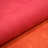 Cuoio impresso variopinto della spugna del PVC per il tessuto laminato PVC del sacchetto