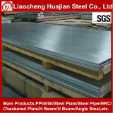 Placa de acero suave de la calidad primera laminada en caliente en China