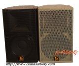 C5215 monitor Londspeker da série completa do sistema Sanway de um karaoke de 15 polegadas