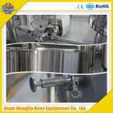 strumentazione di rame di preparazione della birra 600L