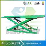 1-5ton eléctricos Scissor el vector de elevación/inmóviles Scissor la plataforma de la elevación