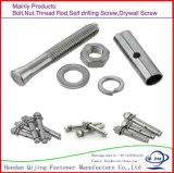 M10/M12/M16/M20 boulons d'anchrage en acier d'instantané d'expansion de la pente 4.6 de haute résistance en stock
