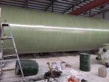 Réservoir vertical chimique du réservoir de stockage du réservoir FRP de FRP/GRP Industial