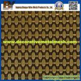 Maille décorative d'acier inoxydable utilisée pour des avants de mémoire