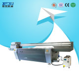 máquina ULTRAVIOLETA personalizada impresora ULTRAVIOLETA decorativa Unframed del aerosol del efecto estéreo de la placa de la pintura 3D