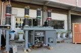 Alta tensão ao ar livre Vcb de Zw32-33kv com mecanismo de funcionamento central