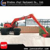Amphibisches Hydraulic Crawler Excavator mit Pontoon