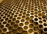 Maglia perforata di alluminio del metallo, strato per la decorazione, strato perforato del foro di perforazione
