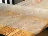 Мягкие прозрачные листы PVC