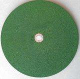 Inox 105X1.0X16.0mm를 위한 녹색 절단 디스크