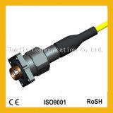 Connettore ottico impermeabile antiesplosione esterno industriale su un lato della fibra di IP67 FC