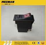 Interruptor de eje de balancín de los recambios del cargador de la rueda de Sdlg LG958L Jk931-01dy 4130000503