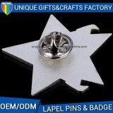Hecho en los comerciantes de China modificó la hebra para requisitos particulares Pins&Badges