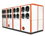 охлаждая подгонянный емкостью интегрированный промышленный испарительный охлаженный охладитель воды 430kw