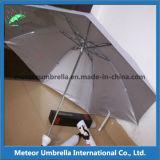 Guarda-chuva do parasol do frasco de vinho da forma do presente da promoção da forma