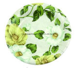 "Eco-Friendly 9 ""Disposable Offset Printing Paper Plates"