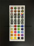 Helle Zeichenkette Musik RGB-LED mit Ferncontroller-Auflage (RGB100)