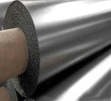 Folha de grafite expandida de pureza de carbono com alta condutividade