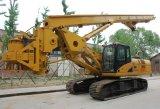 TR160Dの回転式掘削装置/機械ドリルの基礎山