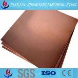 Folha/placa da liga C11000 de cobre