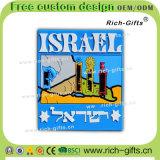 カスタマイズされた昇進のギフトのホームに装飾PVC冷却装置磁石の記念品イスラエル共和国(RC-IL)