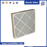 De geplooide Filter van de Lucht van het Karton Eerste voor de Zuiveringsinstallatie van de Lucht