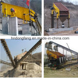 200t/H Sand Production Line, elevado desempenho Stone Production Line de Industrial