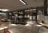 El varón moderno arropa Shopfitting, estante de visualización
