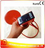 110V 200W Silikon-elektrische runde Heizung des Durchmesser-260*1.5mm