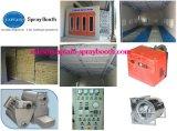 La Camera di rivestimento di cottura del riscaldamento dell'indicatore luminoso infrarosso, automobile cuoce il forno