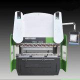 Frein de presse hydraulique de la commande numérique par ordinateur Wc67y-100/2500 pour le dépliement de plaque métallique