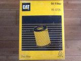 Filtro de petróleo 1r0726 para a lagarta industrial, motores marinhos