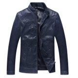 남자 형식 Cothing를 위한 최고 인기 상품 PU 재킷