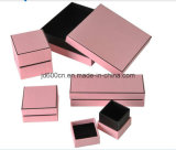 OEM Fancy Paper Jewelry Box 또는 Luxury Clamshell Ring Box/Necklace Box/Earring Box/Bracelet Box