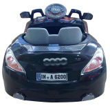 Black 6V Battery Kids Electric Toy Car avec télécommande