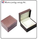 Роскошная кожаный коробка хранения индикации упаковки вахты (Sy079)